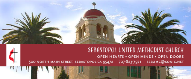 NEWSLETTER – Sebastopol United Methodist Church